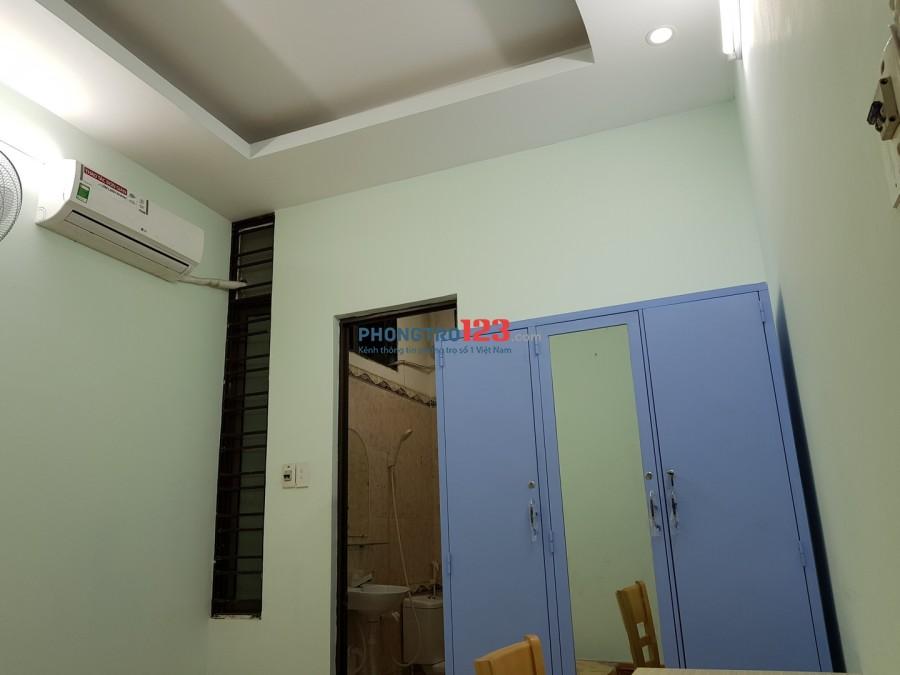 Phòng VIP đủ tiện nghi, cuối Nguyễn Thái Sơn, giờ tự do. Giá chỉ 2tr8