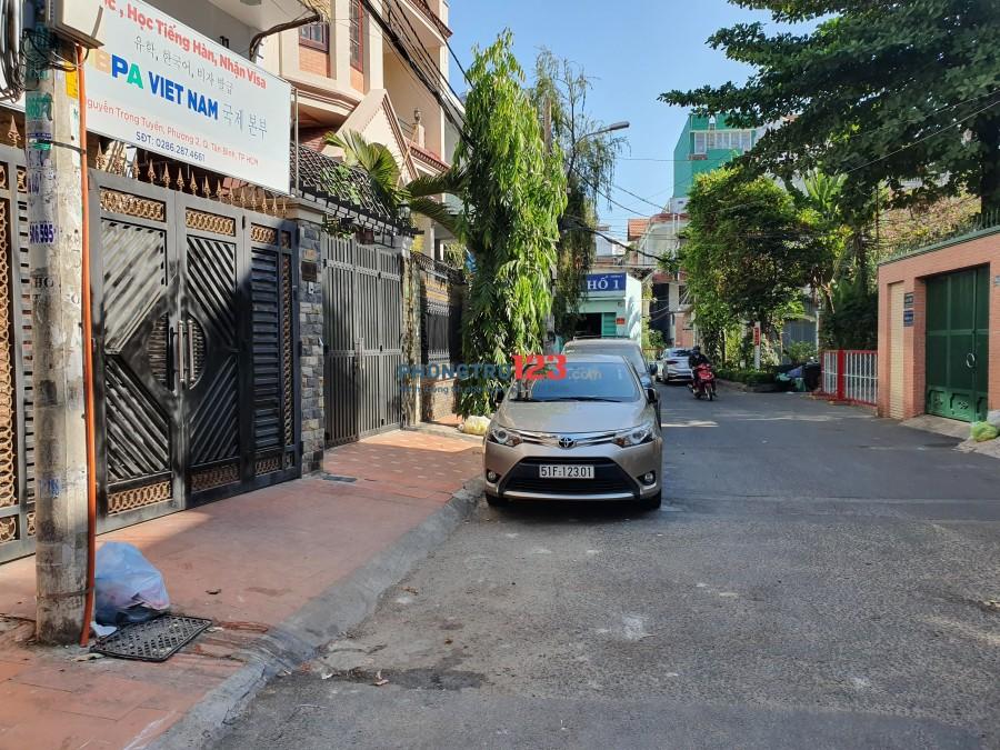 Phòng full nội thất ngay sát chợ Phạm Văn Hai gần sân bay