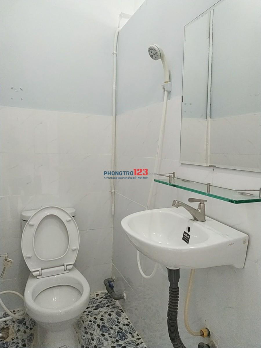 Phòng Gò Vấp 20m2 có gác rộng, đầy đủ tiện nghi