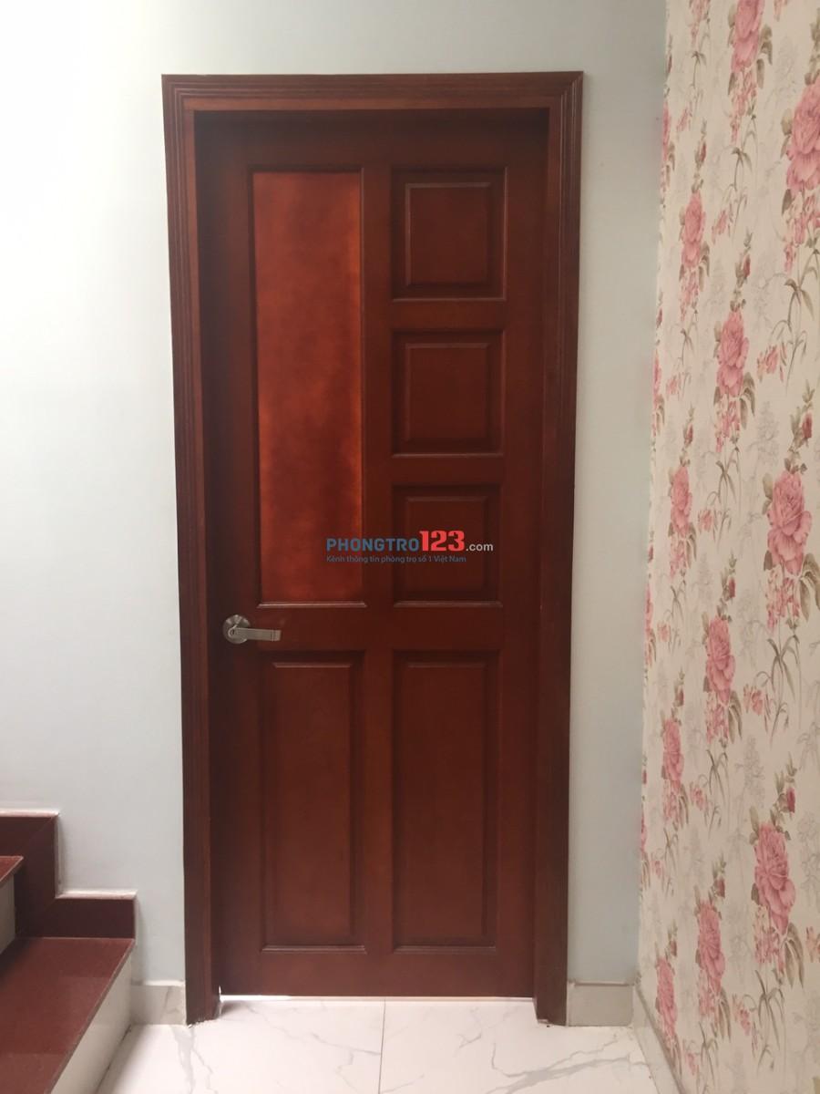 Cho Nữ Thuê Phòng Đầy Đủ Tiện Nghi, Trung tâm Bình Thạnh