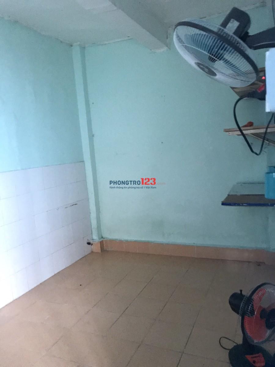 Chính chủ cho thuê phòng trọ tại hẻm 637A Trần Hưng Đạo, P.1, Q.5. Giá từ 2.7tr/tháng