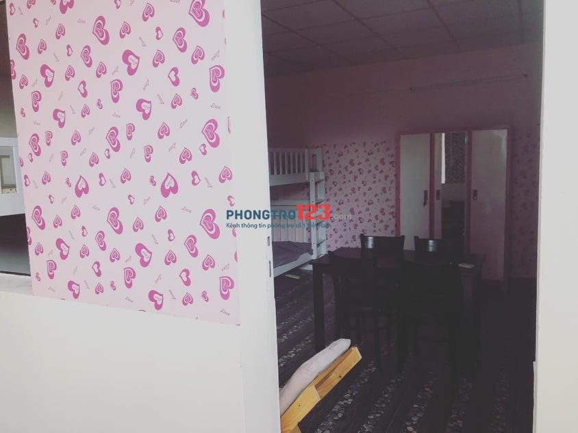 Cho thuê phòng trọ và KTX sinh viên, Full nội thất, giá 1.6 triệu/người