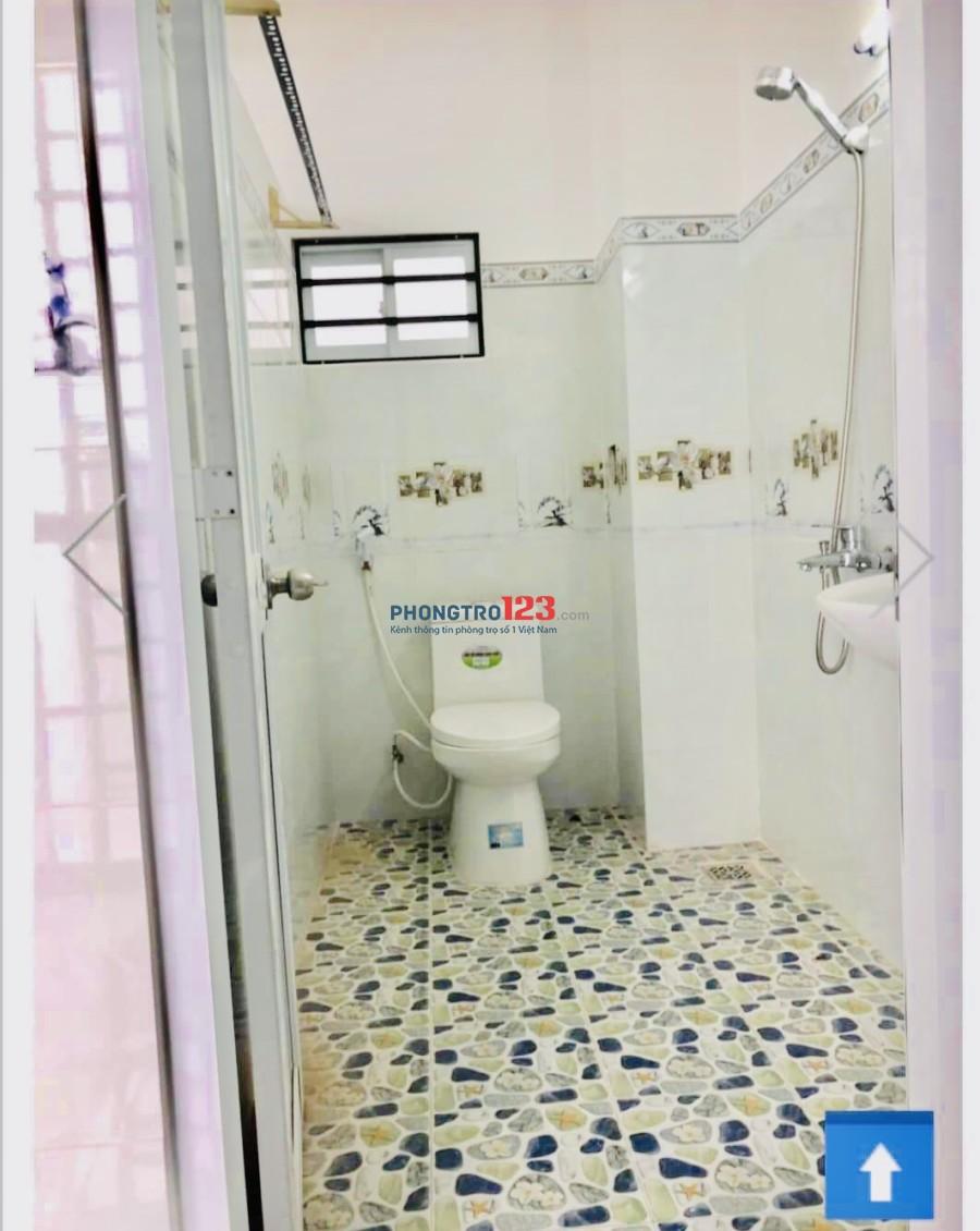 Nhà trọ mới xây [ Gần Cn4+ Cd Bách Việt] đi Bình Thạnh, Quận 12, Tân Bình thuận tiện