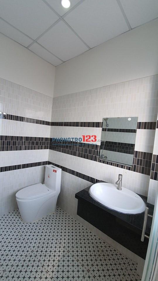Phòng trọ cao cấp, Tân Phú giá 3.2 triệu