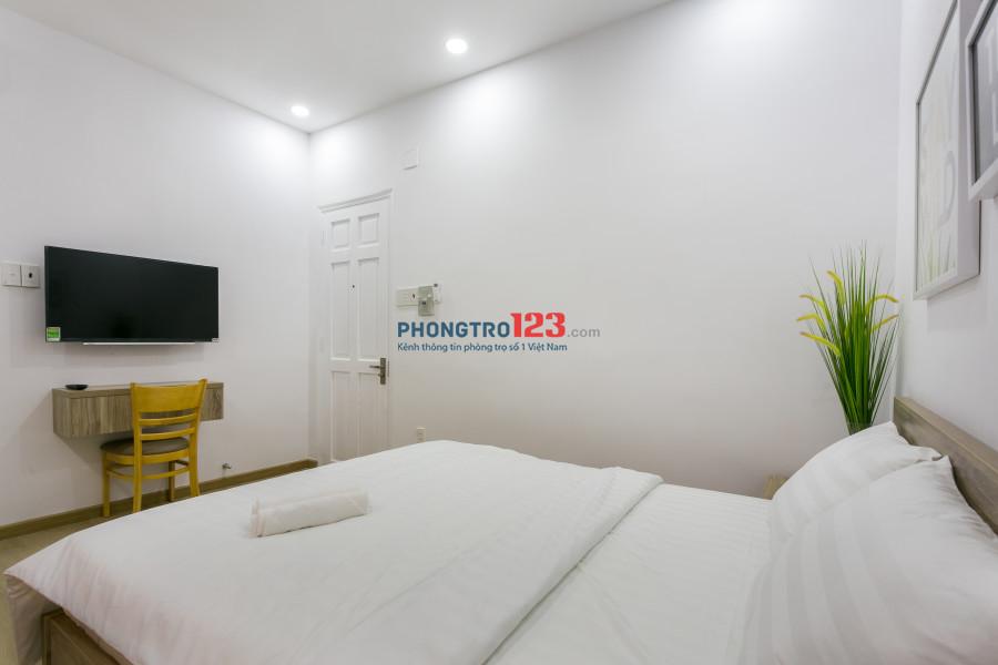 Cho thuê căn hộ dịch vụ tại quận Phú Nhuận - Tp.Hcm