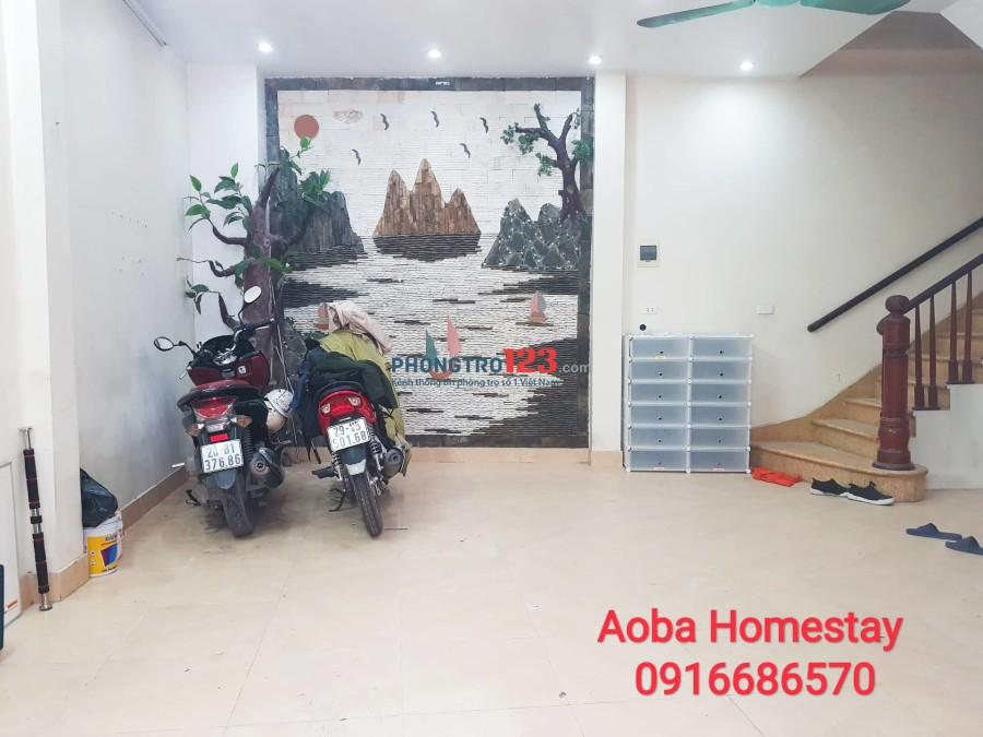 Homestay (KTX giường tầng cao cấp) tại Láng Hạ, từ 1tr4/tháng