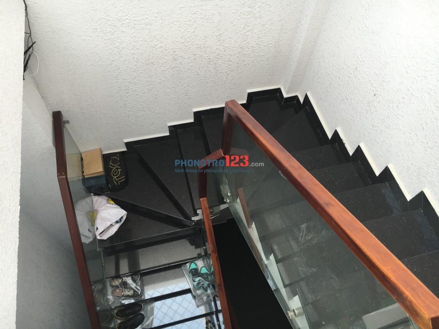 Cho thuê nhà nguyên căn Quận Phú Nhuận