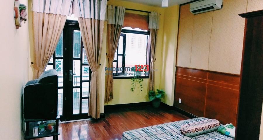 Cho Thuê Phòng Trọ Cao Cấp gần ĐH Văn Viến, Chợ Tân Bình - Full Nội Thất