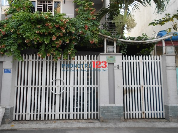 Phòng trọ nữ cho thuê phường 12, quận Gò Vấp