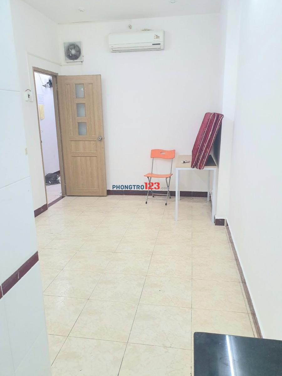 Phòng ngã tư Nguyễn Văn Trỗi và Trần Huy Liệu, Phú Nhuận. Giờ giấc tự do, đủ tiện nghi