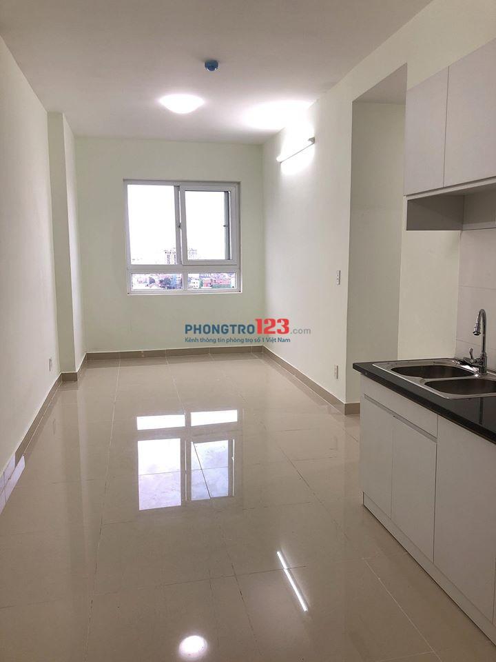 Cho thuê căn hộ Topaz Home, DT 70m2_3PN, 2WC căn hộ mới