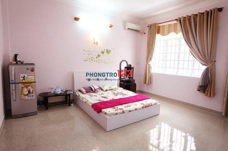 Căn hộ mini 20m2 đầy đủ tiện nghi, nước nóng giá 4.2tr/th, đường Chu Văn An, Bình Thạnh