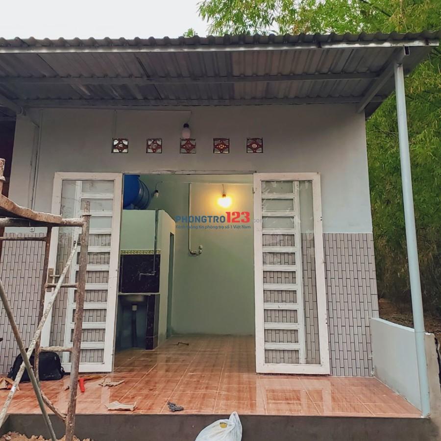 Cho thuê nhà mini nguyên căn 4x7 mới xây