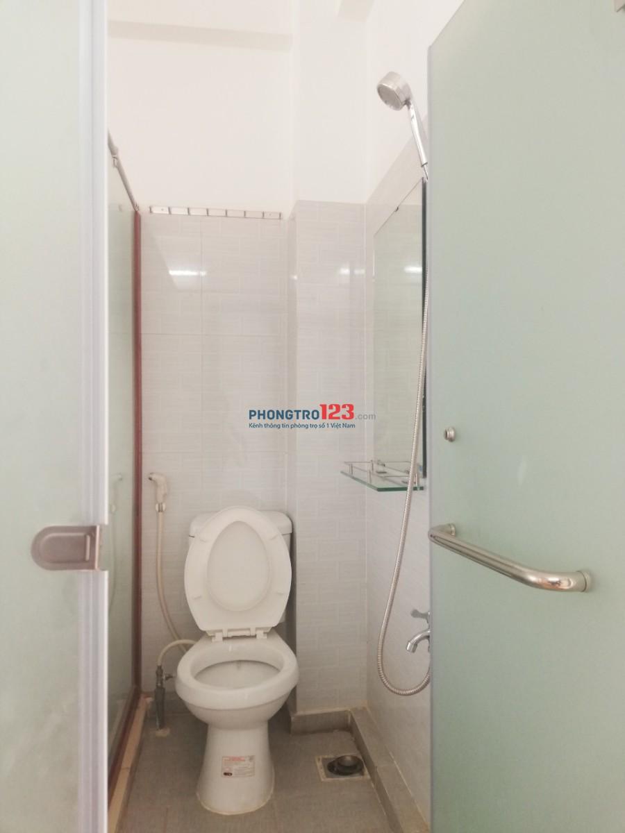 Cho thuê phòng mới có balcon full tiện ích Đường Lê Thị Bạch Cát, Quận 11 giá rẻ