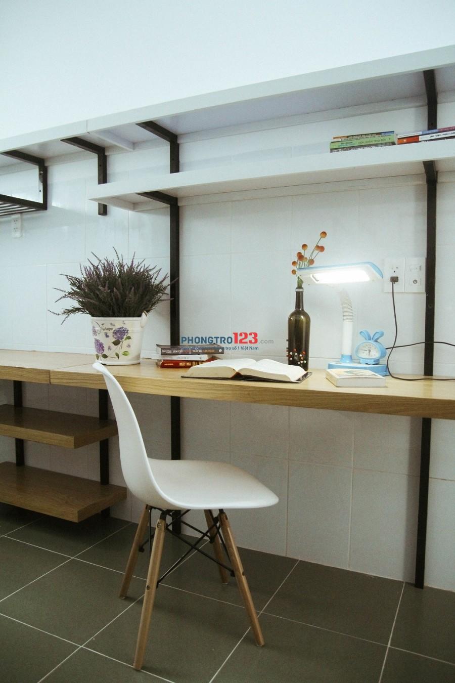Phòng rộng Nơ Trang Long, Nguyễn H Cảnh BÌNH THẠNH