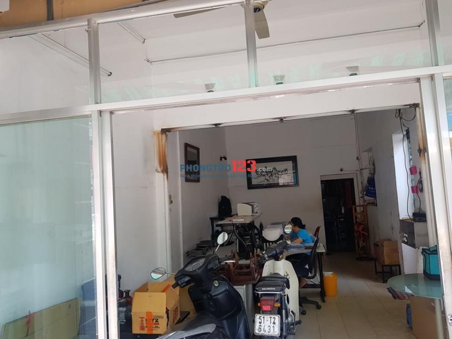 Cho thuê mặt tiền Trần Đình Xu, Quận 1