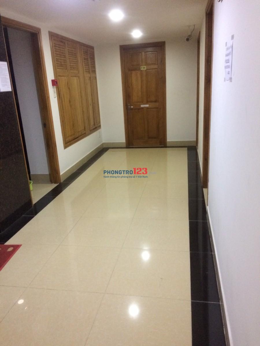Phòng trọ CHDV cao cấp full nội thất Q9.