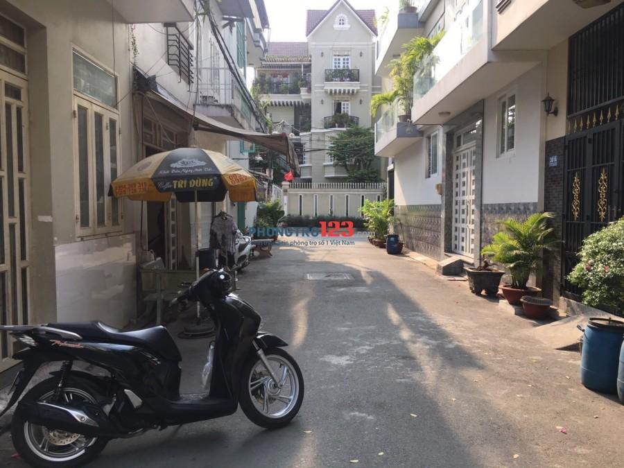 Cho thuê nhà nguyên căn đường số 22 (#392 Lê Văn Quới), Bình Hưng Hòa A, Bình Tân