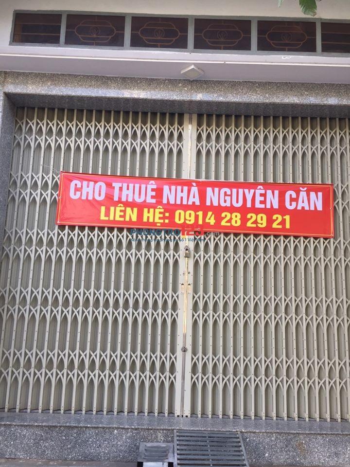 Cho thuê nhà nguyên căn mặt tiền đường Ngô Mây, Tp.Quy Nhơn