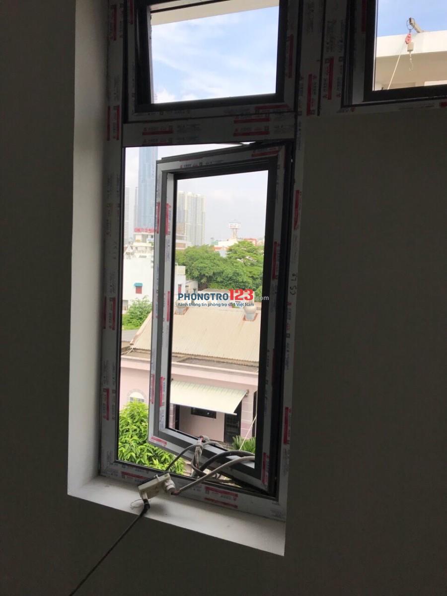 Còn 2 phòng tầng trệt và tầng 4