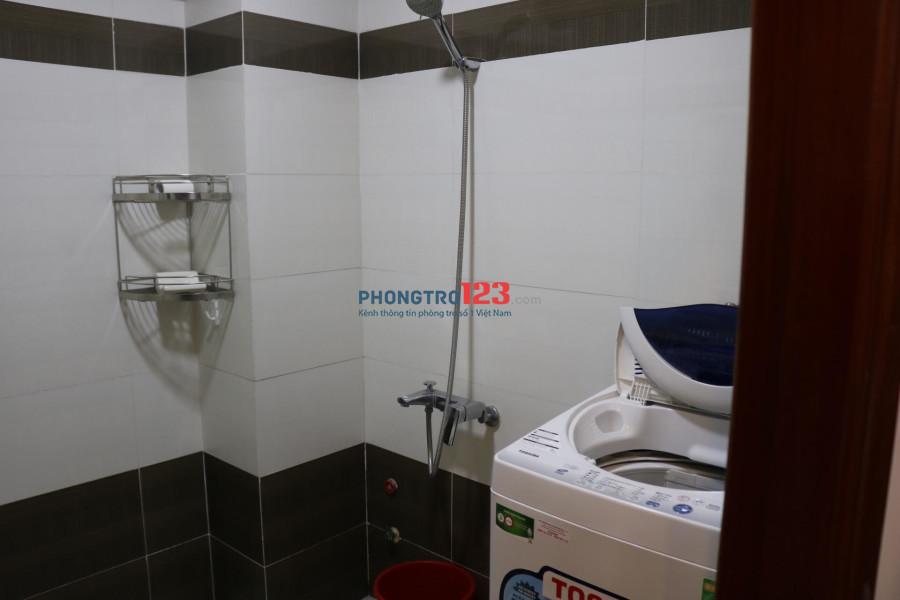 Căn hộ mini cao cấp cho thuê Lâm Văn Bền, Quận 7