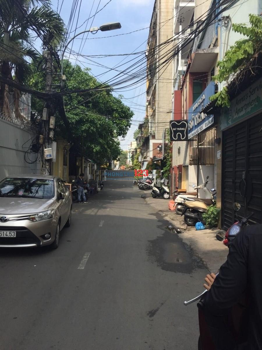 Hẻm 10m Lũy Bán Bích_4x16m_1L_11tr_F.Tân Thành_Q.Tân Phú