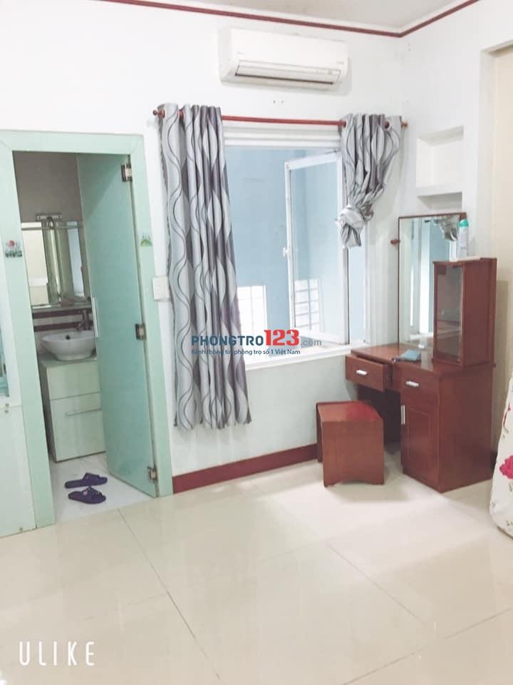 Phòng trọ full nội thất Gò Vấp giá rẻ như khách sạn