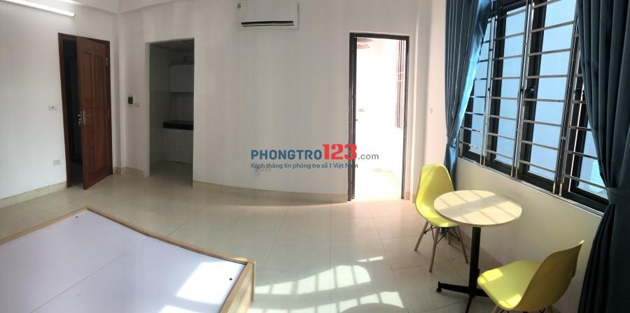 Cho thuê phòng tại ngõ 23 Nguyễn Thị Định, Trung Hòa, Cầu Giấy, Hà Nội, DT 35m