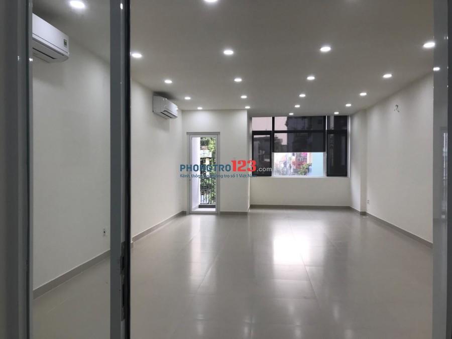 Cho thuê văn phòng mới xây (có nội thất), gần Khu sân bay - Tân Bình