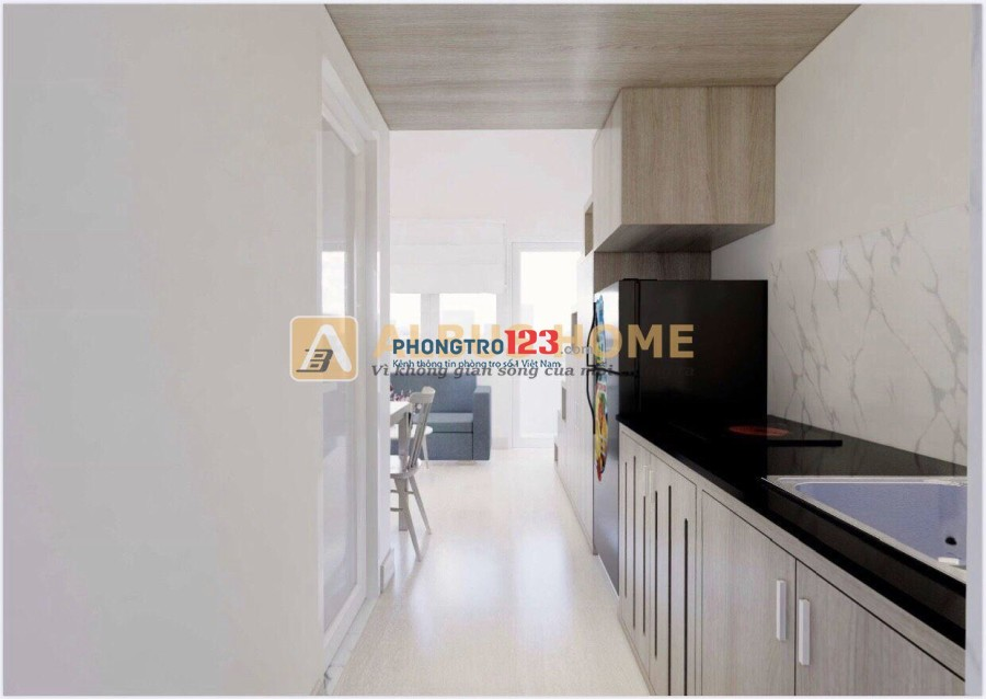 Legend Apartment - Siêu dự án trọ cao cấp Full nội thất lớn nhất Tân Bình