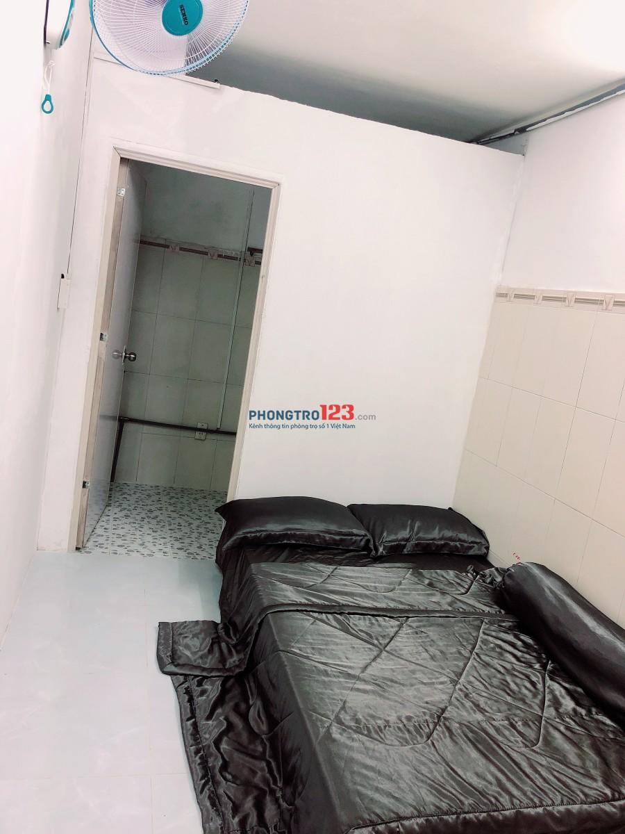 Phòng trọ full nội thất bao điện nước Dương Bá Trạc