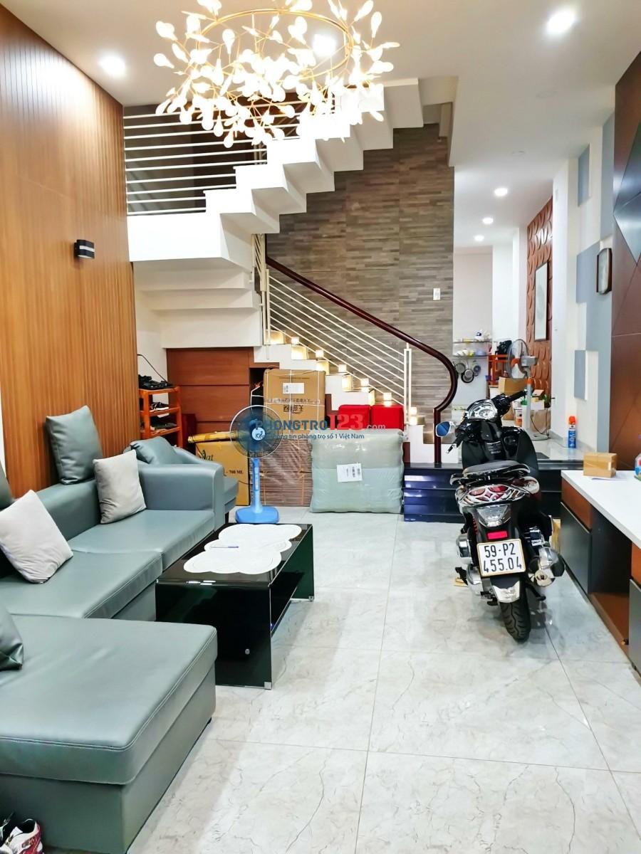 Nhà mới full nội thất đường số 20, P.11, Gò Vấp