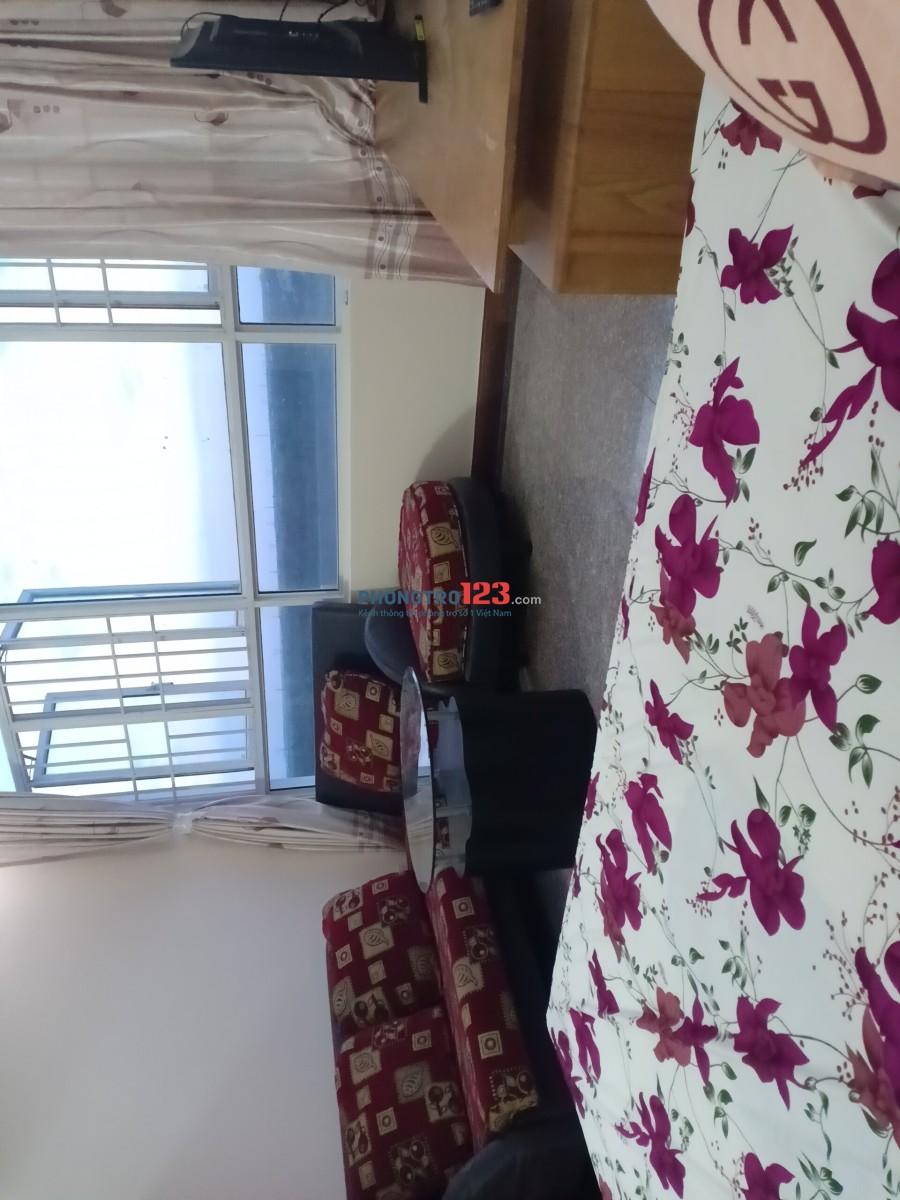 Cho thuê phòng trong căn hộ Hoàng anh Gold House