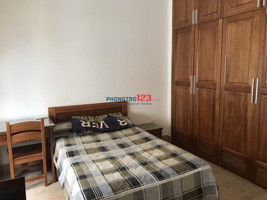 Cho thuê phòng 20m2 đầy đủ tiện nghi số 30 Đường 44, P.Tân Phong, Q.7. Giá từ 5tr/tháng