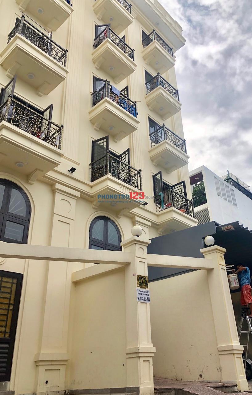 Cho thuê phòng full nội thất Chu Văn An, Bình Thạnh