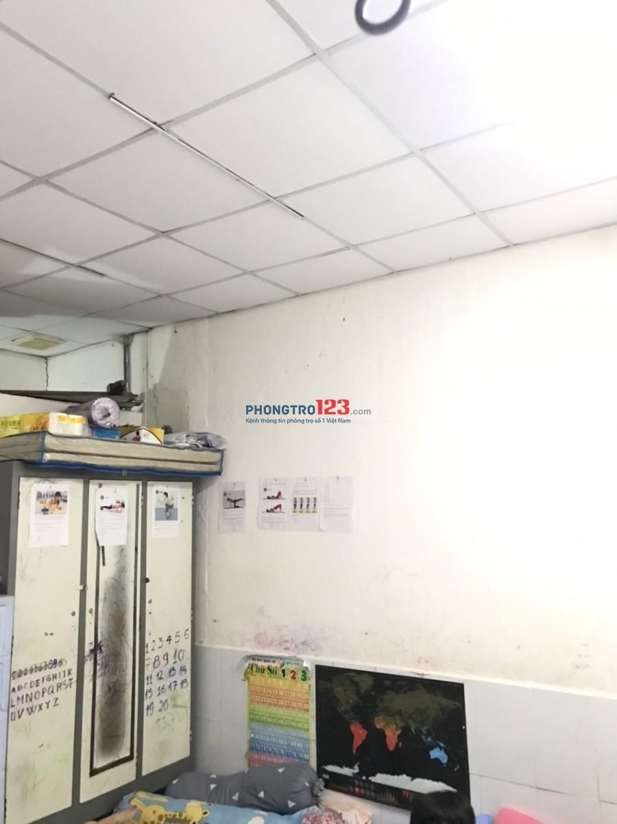 Cho thuê nhà nguyên căn 64m2 3pn tại hẻm 1134/7 Trường Sa, Q.Phú Nhuận. Giá 12tr/tháng