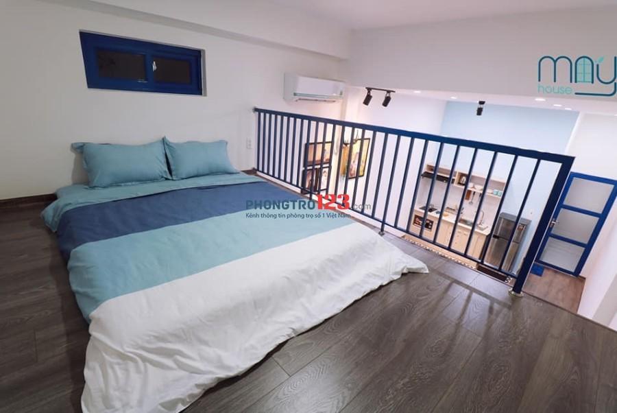 Cho thuê căn hộ cao cấp khu vực Nguyễn Oanh, Gò Vấp