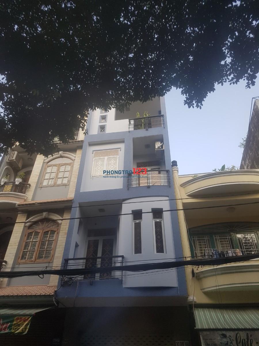 Cho thuê nhà mặt tiền đường 32, Bình Trị Đông B, Q.Bình Tân