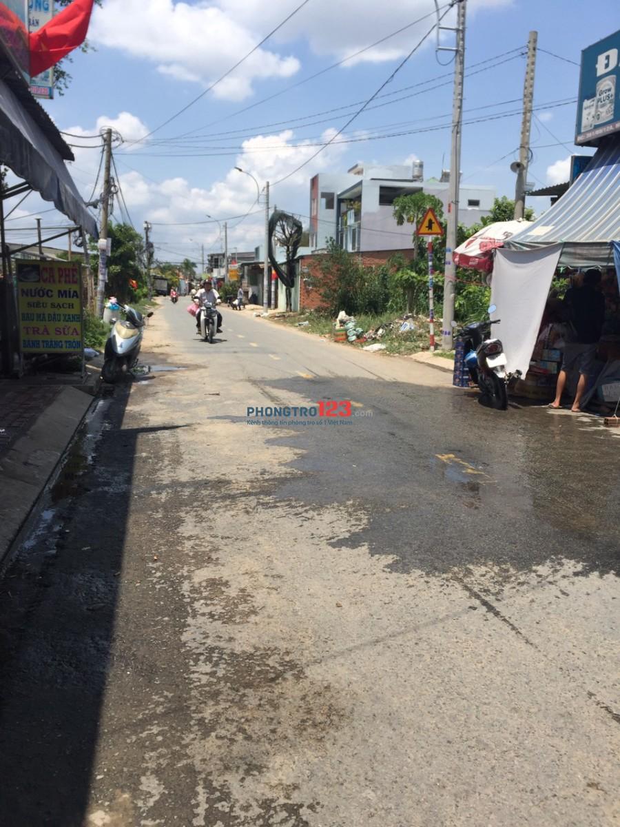 Chính chủ cho thuê or bán nhà 106m2 mặt tiền Huỳnh Thị Na, xã Đông Thạnh, Hóc Môn