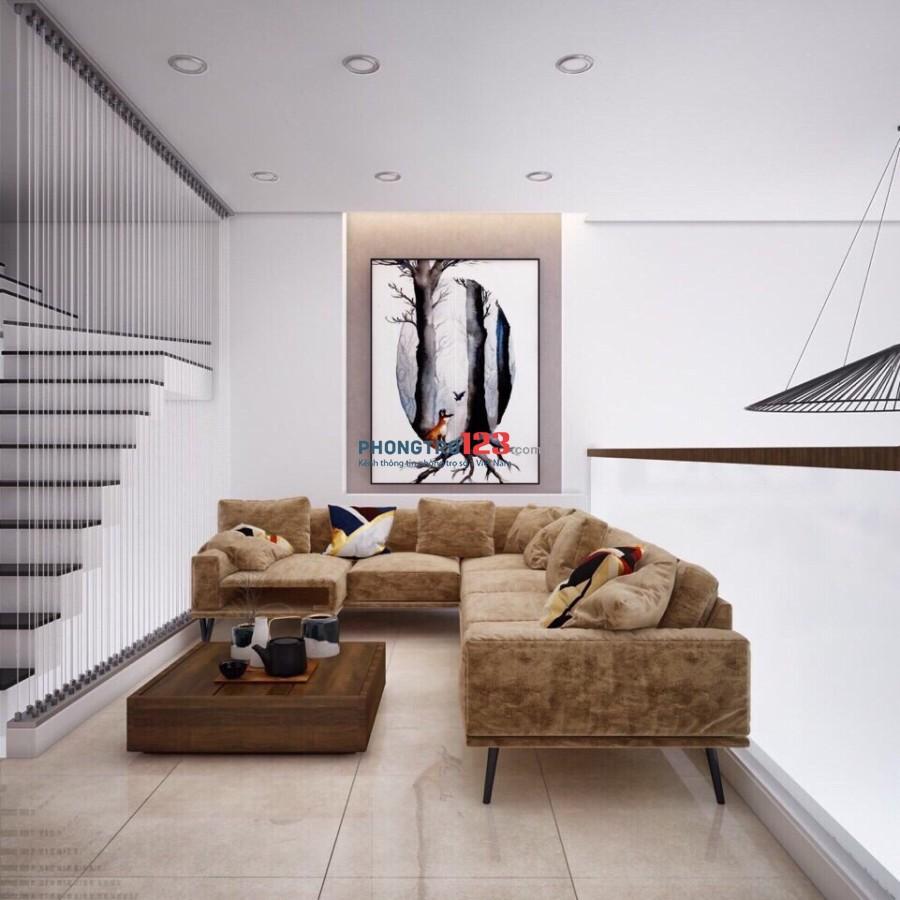 Cho thuê nhà phố mặt tiền Ngô Đức Kế, Q.1, 120m2 (8m x 18m), 3 tầng, 500 triệu đồng