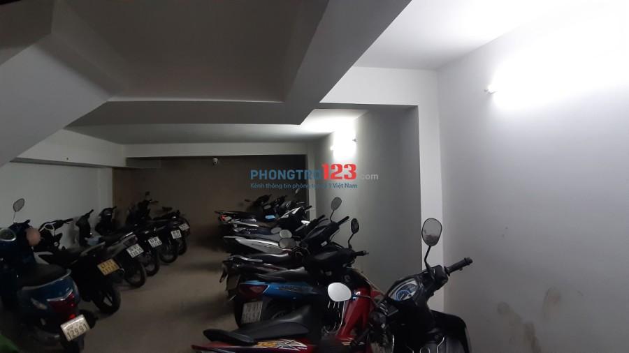 Phòng trọ quận Bình Thạnh, đường Đặng Thùy Trâm ngay Phạm Văn Đồng, ĐH Văn Lang