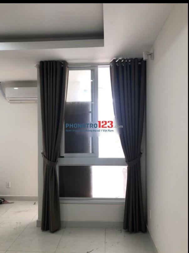Chính chủ cho thuê căn hộ mới tinh Remax Plaza Quận 6, DT 94m² 2PN. Giá 14tr/tháng
