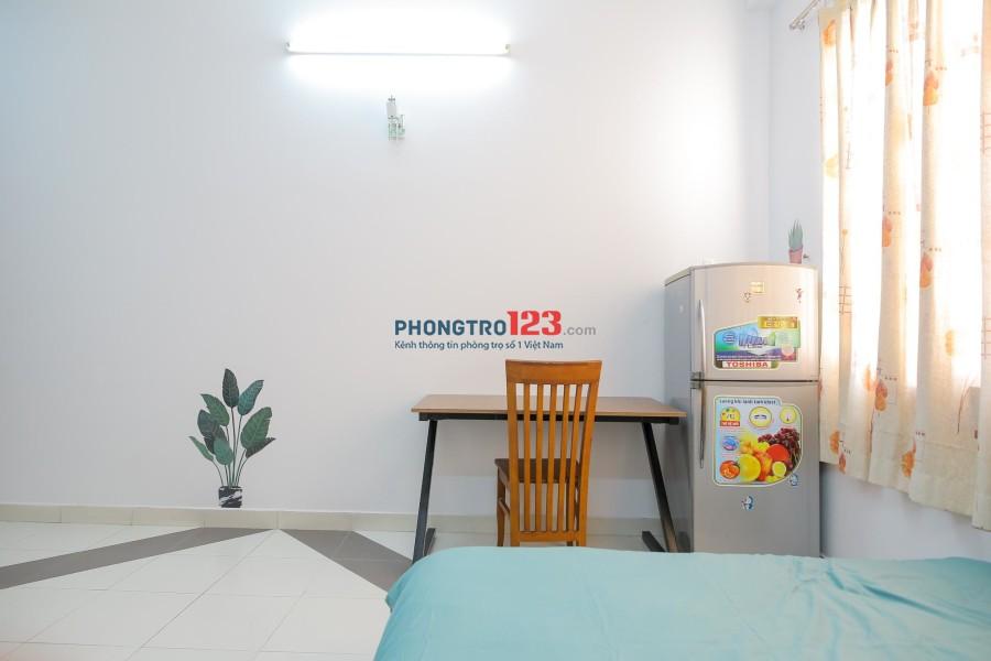 Cho thuê phòng mới, đẹp gần sân bay Tân Sơn Nhất chỉ 500m