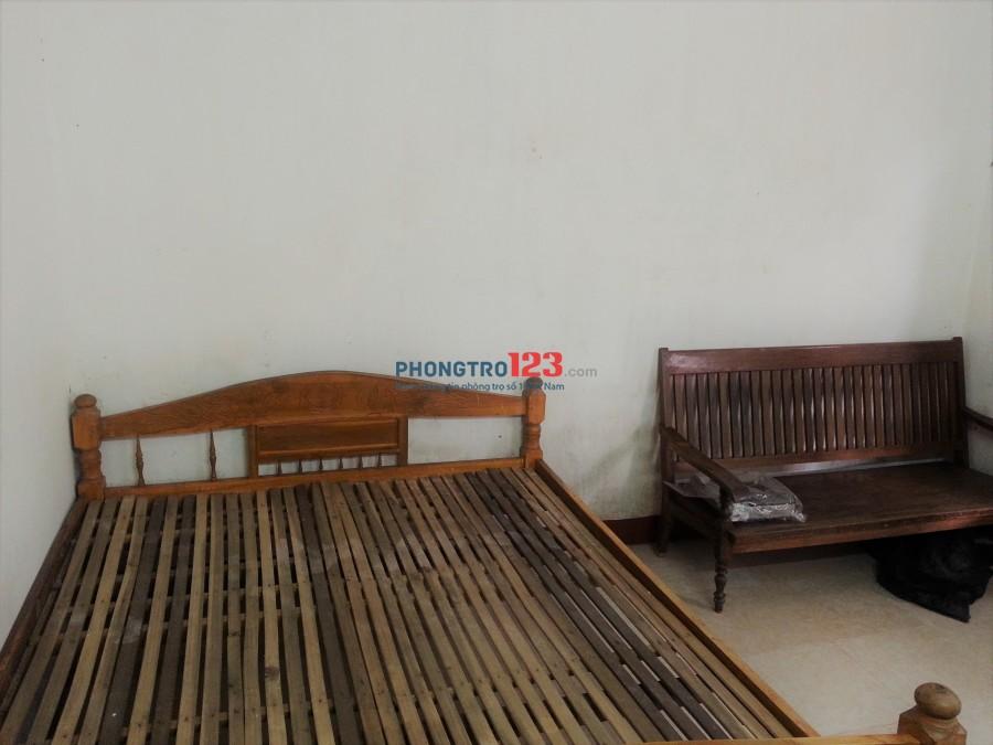 Phòng trọ rộng 15m2, thoáng mát, sạch sẽ - cho 1 nam thuê