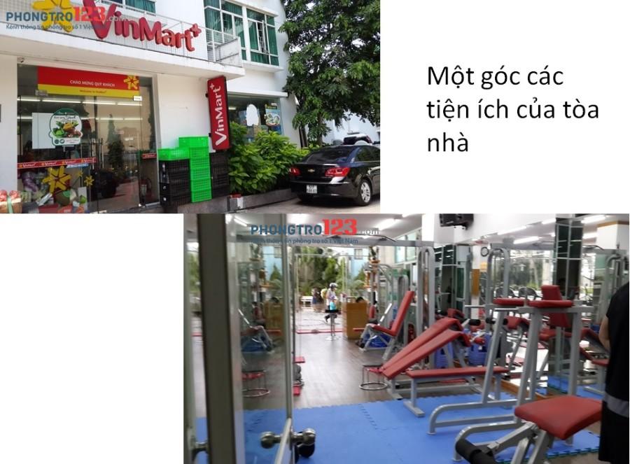 PHÒNG TRỌ CAO CẤP - CHUNG CƯ PHÚ HOÀNG ANH