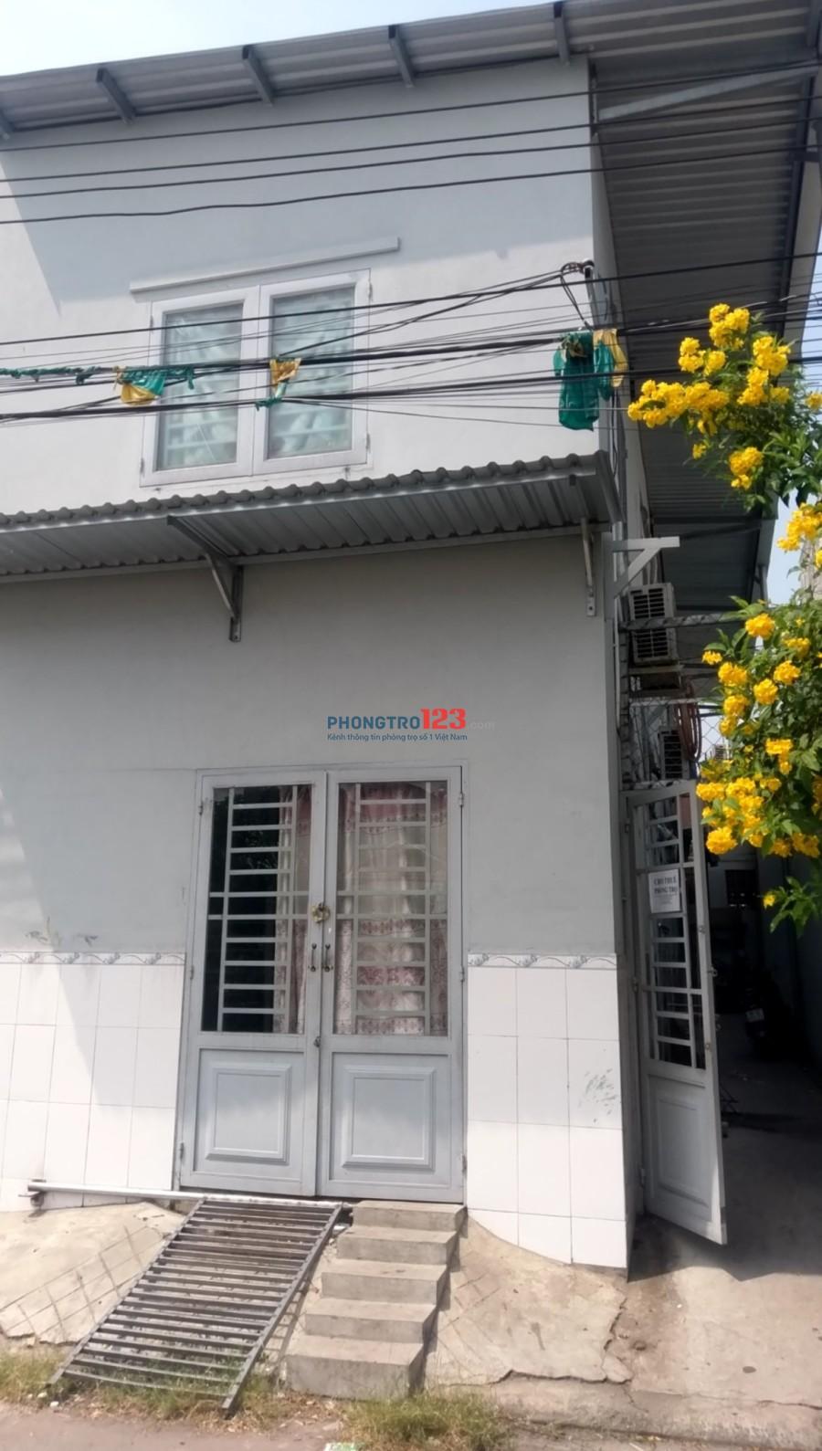 Cho thuê phòng trọ KDC Lâu Đài Vàng (Bình Nhâm 88)-Thuận An, Bình Dương