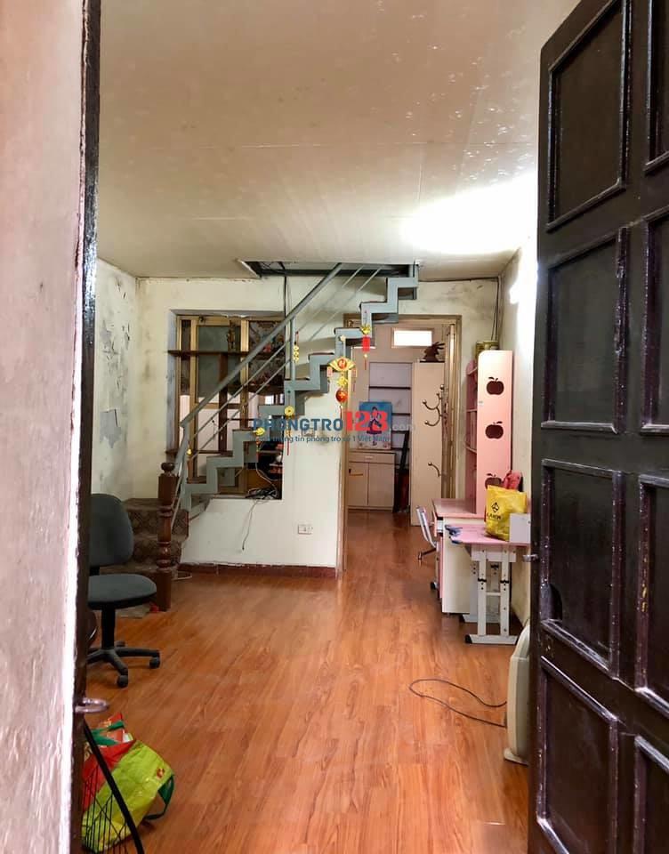 Cho thuê căn hộ chung cư 407 Đường Hoàng Quốc Việt, Phường Nghĩa Tân, Quận Cầu Giấy