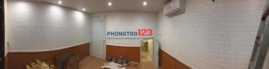 Cho thuê cửa hàng tầng 1, ngõ 116 Lương Thế Vinh