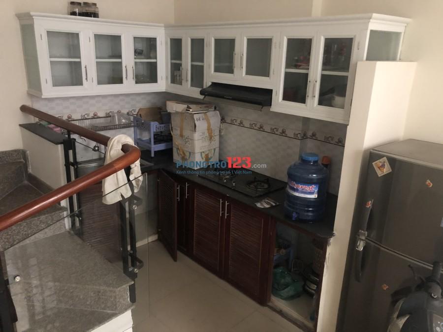 Cho thuê nhà Nguyên Căn quận Phú Nhuận - Chính chủ