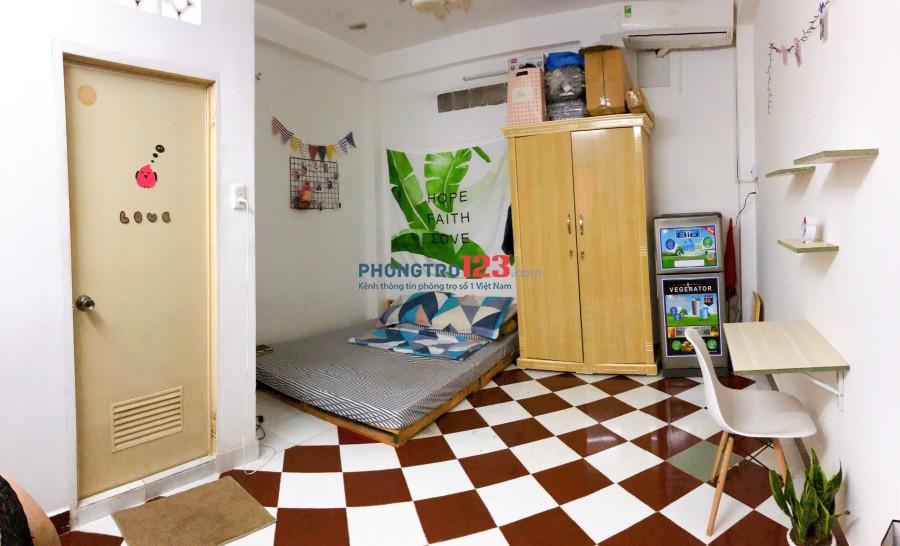 Căn hộ mini full nội thất gần vòng xoay Lê Đại Hành, Quận 11